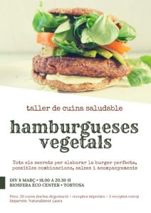 Taller d'hamburgueses vegetals @ Biosfera Eco Center