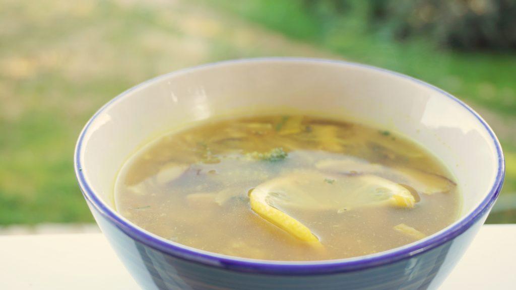 sopa depurativa - Naturalment Laura