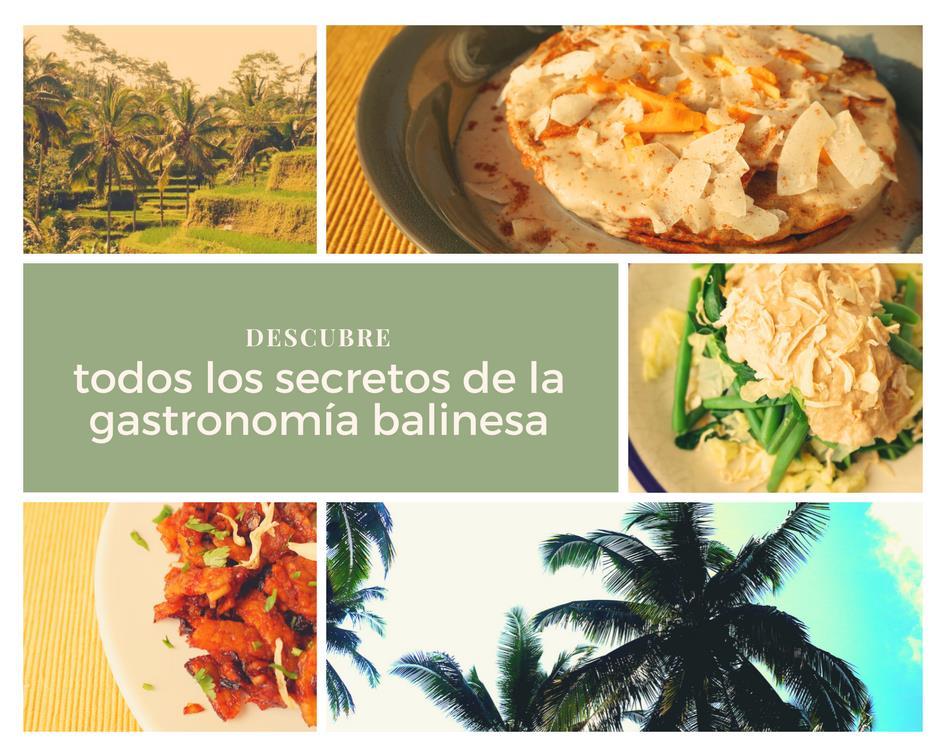 los secretos de la gastronomía balinesa (1)